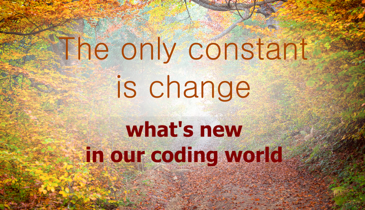 Changing Seasons:  How is this new season of ICD-10 working for you?